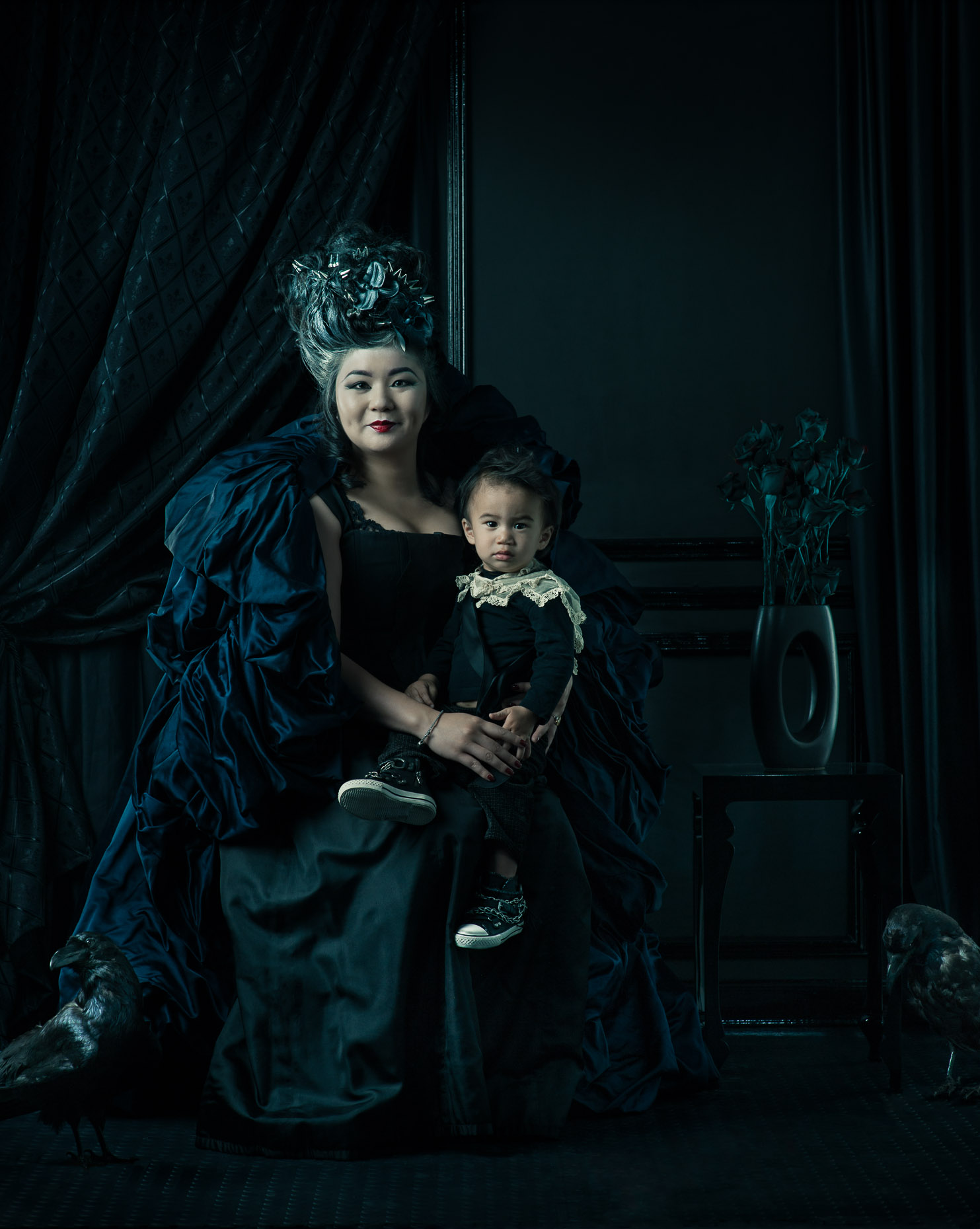 portrait-of-lisa-tse-with-her-son